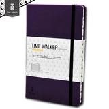 【秒杀】TW行者硬抄横格笔记本-紫色